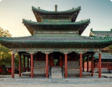 Shijiazhuang Temple Tour