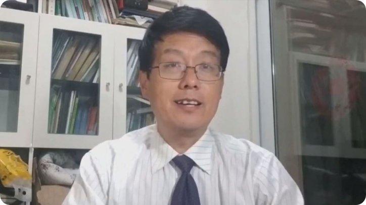 Video Teacher Jiang