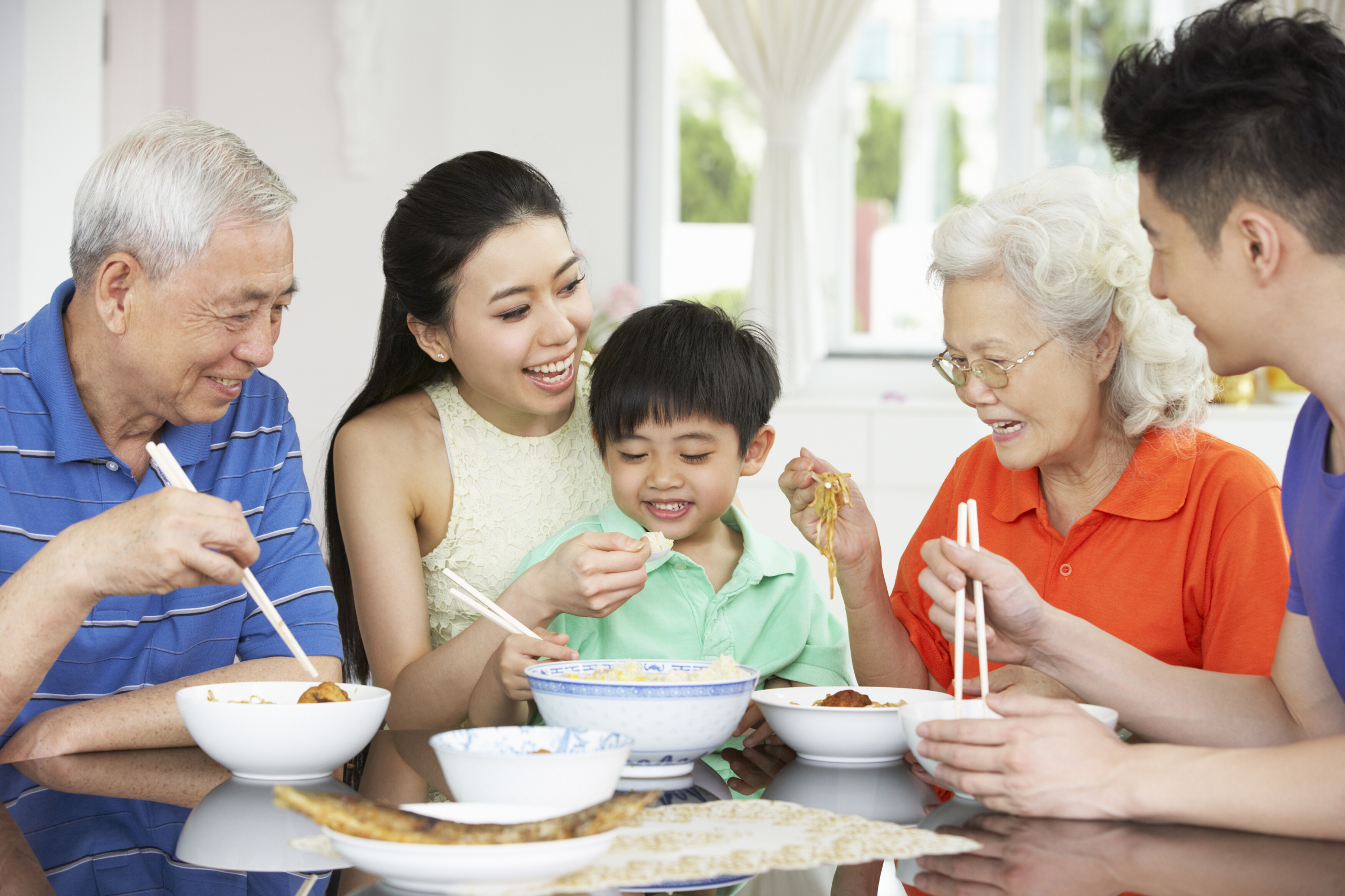 What to Expect When Living with a Chinese Family