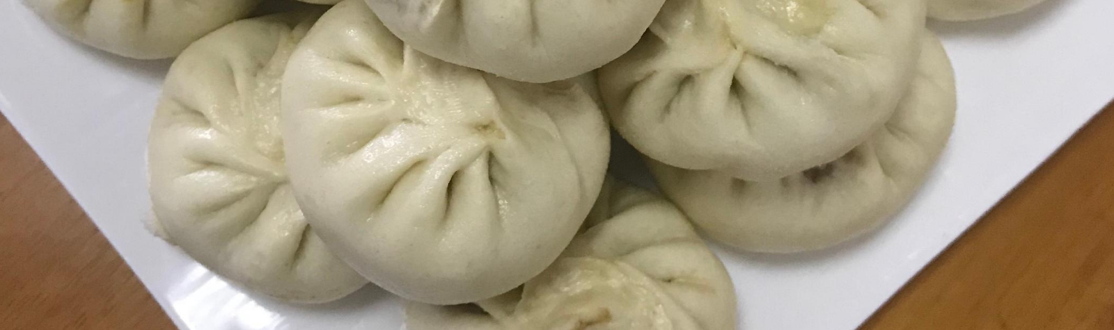 How to Make Bāozi, the Chinese Steamed Stuffed Buns